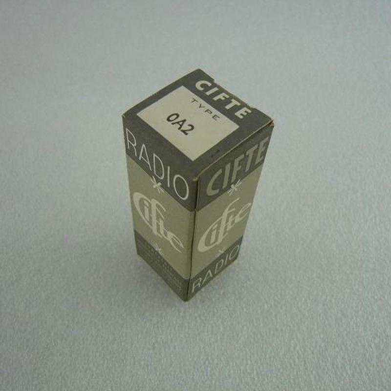 真空管 0A2 ( ELECTRON TUBE 0A2 )