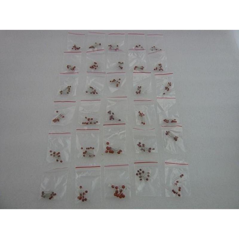 セラミックコンデンサセット30種類 ( Ceramic Capacitors Sets 30type )