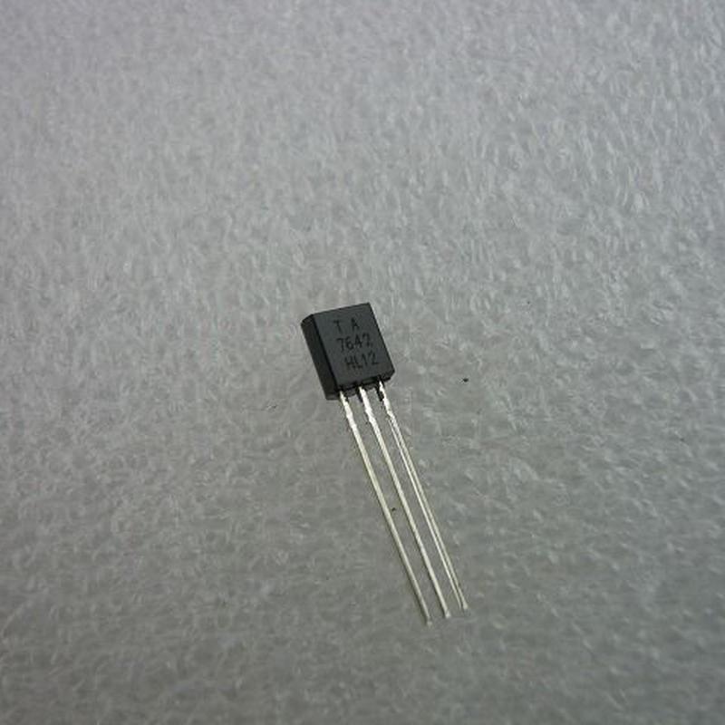 AMラジオ IC  7642  5pcs/pack ( AM RADIO IC  7642  5pcs/pack)