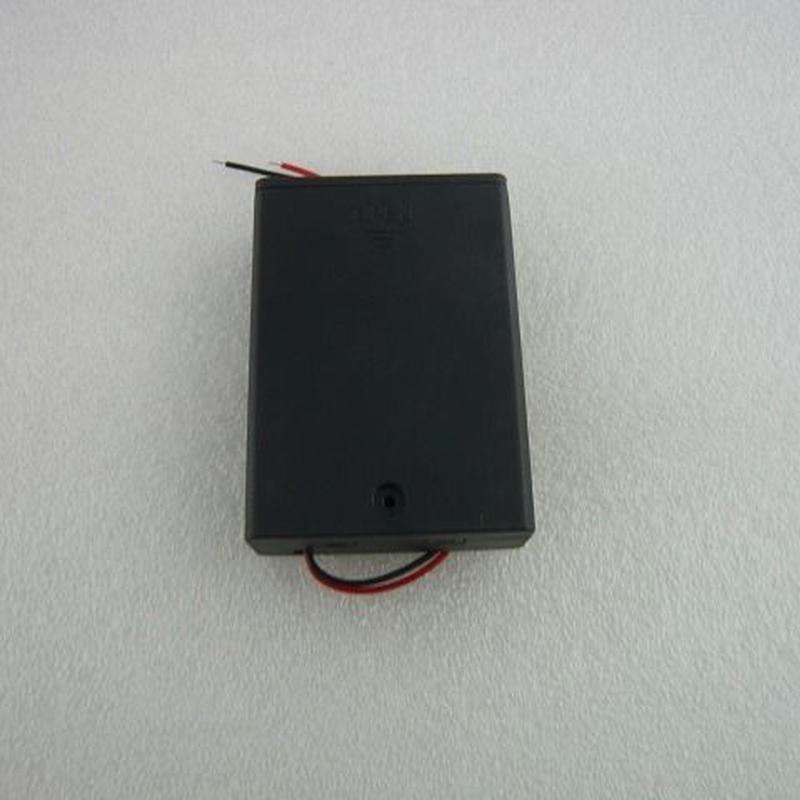 電池ホルダーSW付 単3-3本用 2pcs/set ( AA-Size 3pcs Battery Holder with Switch )