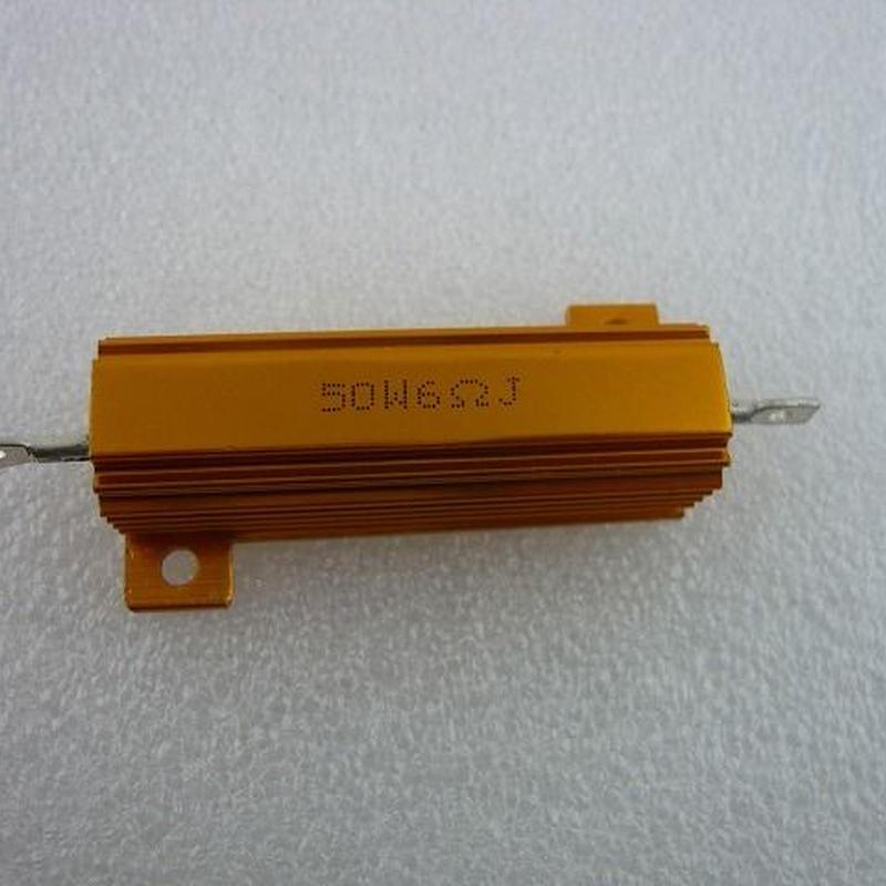 メタルクラウド抵抗 6Ω-50W ( Metal Cloud Resistors  6Ω-50W )