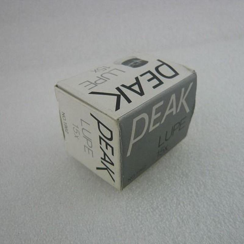 取説なし(COPY取説)PEAKルーペ  No.1962  ( Peak Lupe  No.1962 )