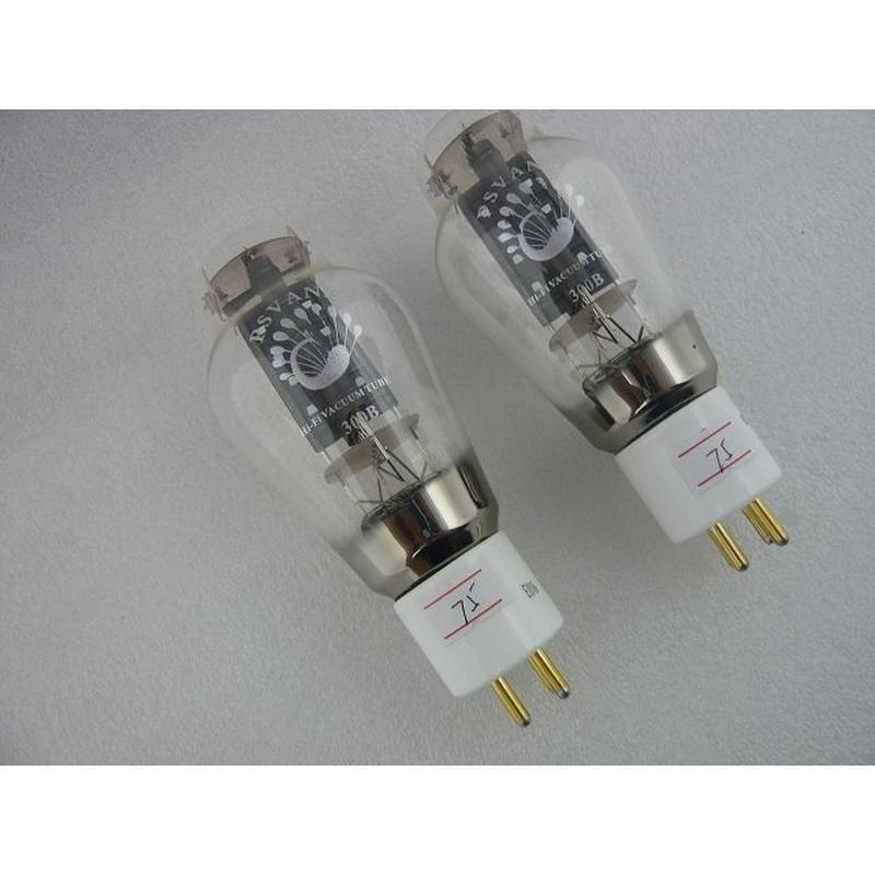 PSVANE HIFI300B 真空管 マッチドペア ( PSVANE  HIFI300B ELECTRON TUBE MATCHED PAIR )