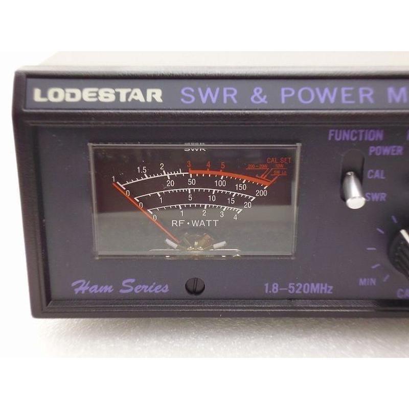 1.8MHz~520MHz SWR/POWERメーター  MODEL-330  ( SWR / POWER  METER   MODEL-330 )