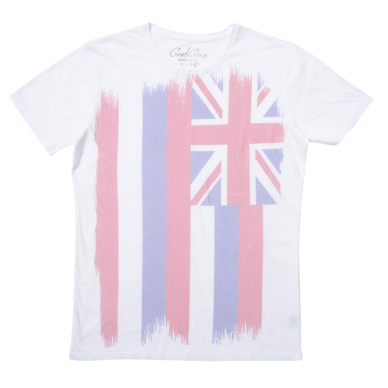 HAWAII FLAG TEE No.103