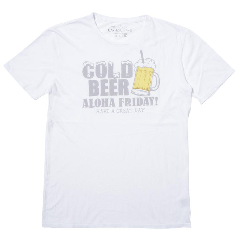 COLD BEER TEE No.107