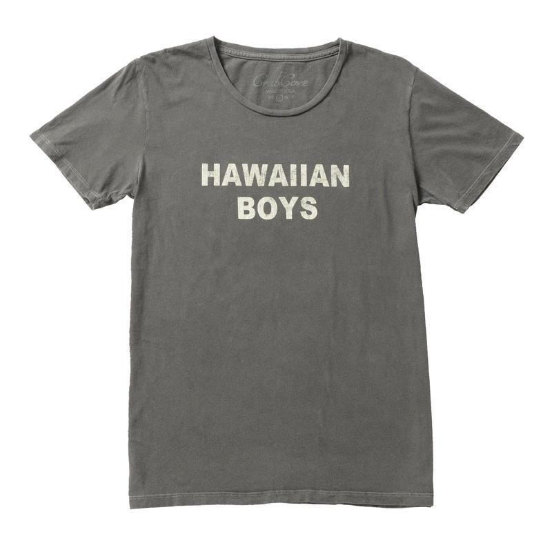 HAWAIIAN BOYS TEE No.145