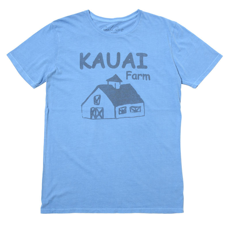 KAUAI FARM TEE No.114