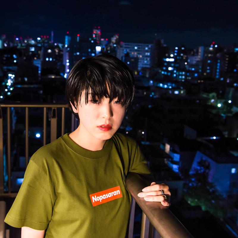 T-shirt: Nopasaran 2019 (army green)