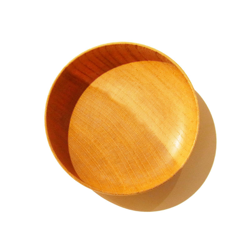 欅 薄挽き小皿
