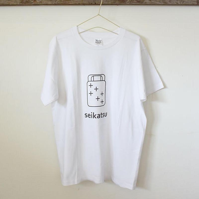 """""""生活""""Tシャツ"""