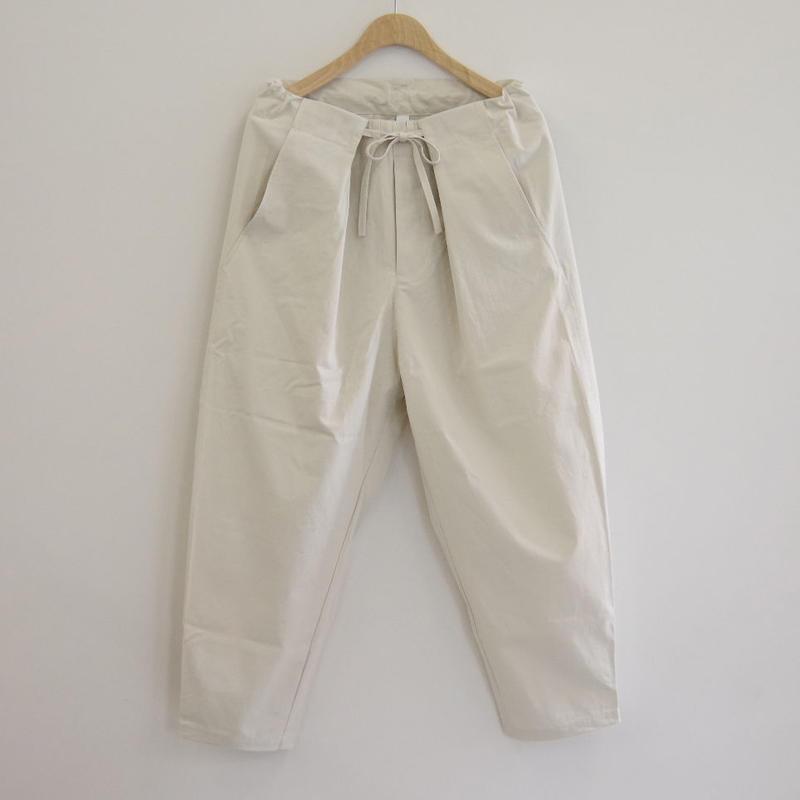 pssst,sir / sl001 slip pants / col.ホワイト / Lady's