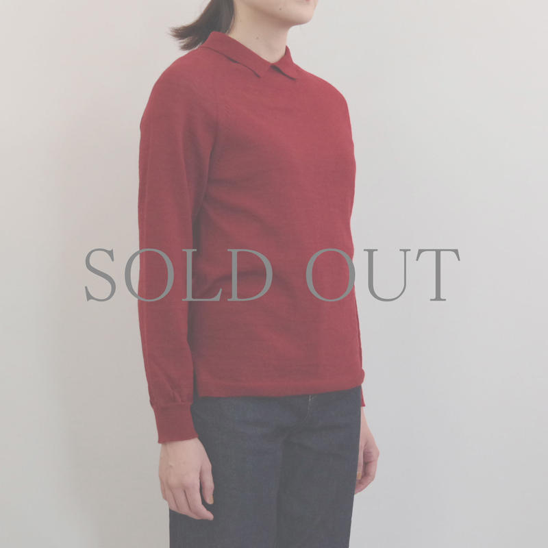 PULETTE / Knit Polo Shirt