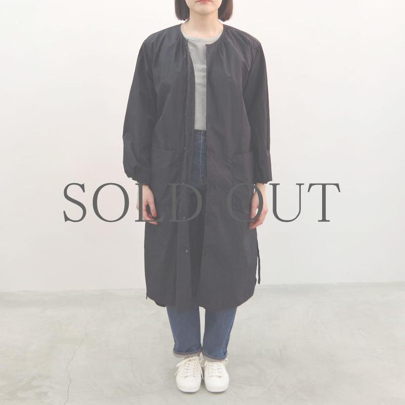 PULETTE / Shirring Dress / col.ネイビー