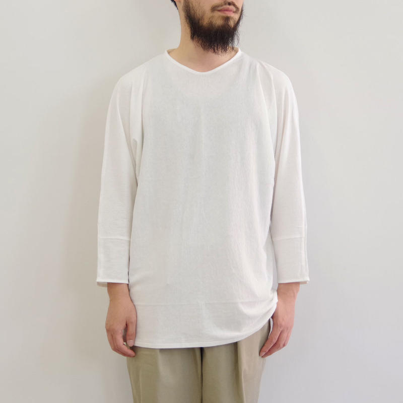 pssst,sir / as001 pullover / col.ホワイト / Men's