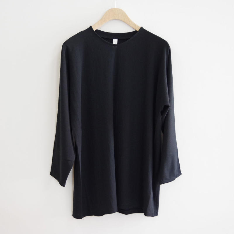 pssst,sir / as001 pullover / col.ブラック / Lady's