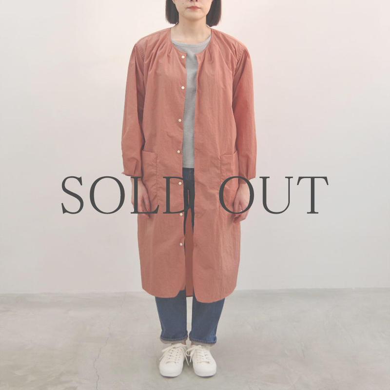 PULETTE / Shirring Dress / col.オレンジ