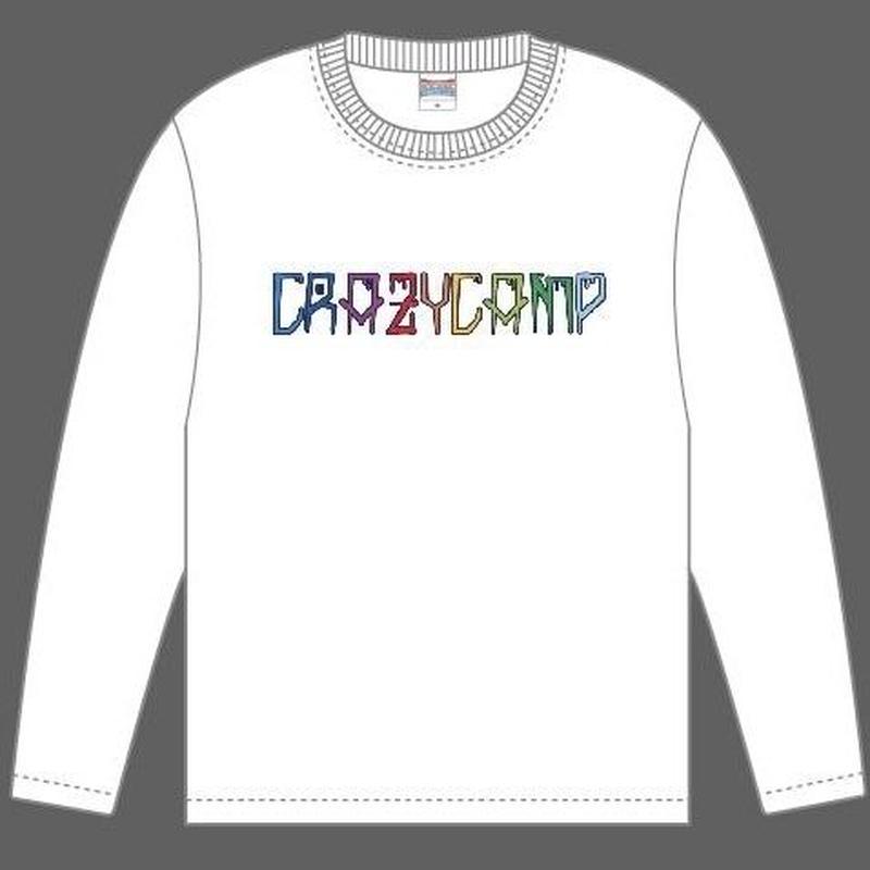 CRAZY CAMP ロンT