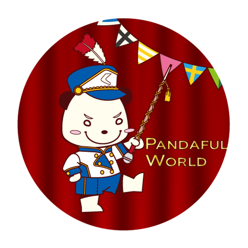 缶バッジ(Pandaful World Vol.4)