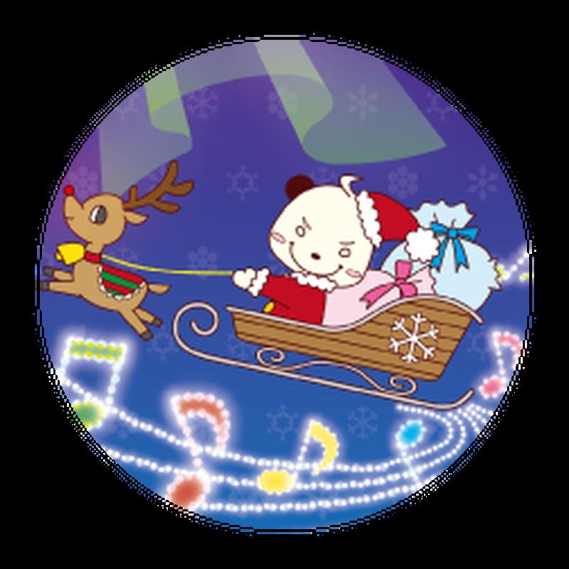 缶バッジ(冬かよ'16 add.)