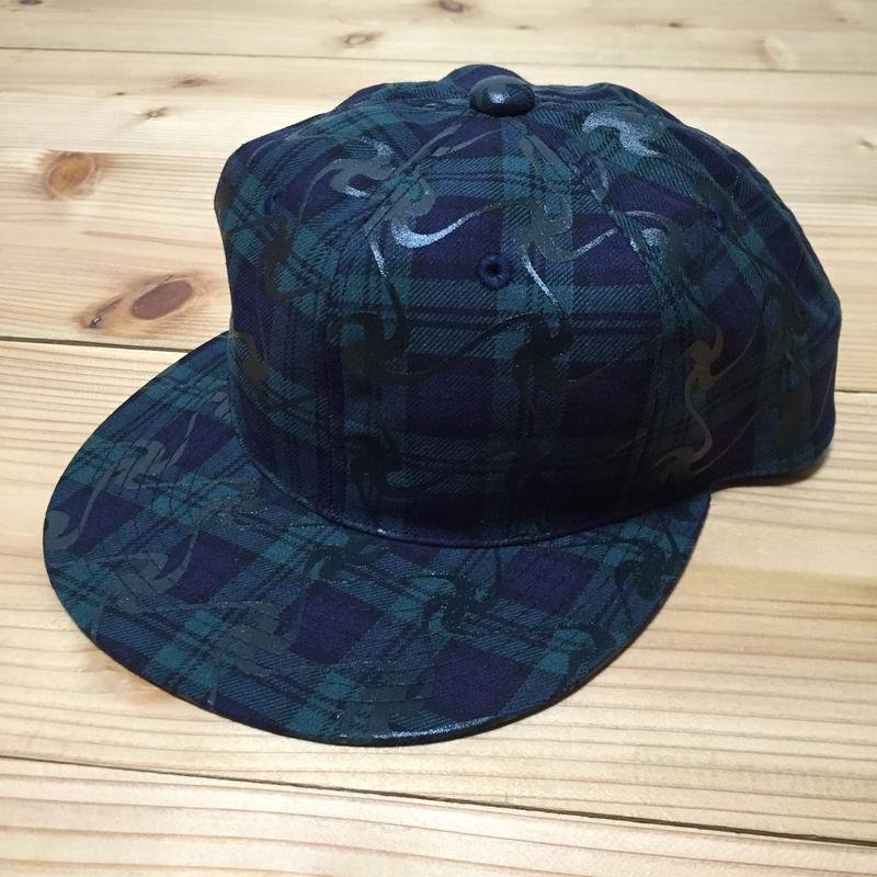 NEIM x GRAY MENTAL Snapback Cap