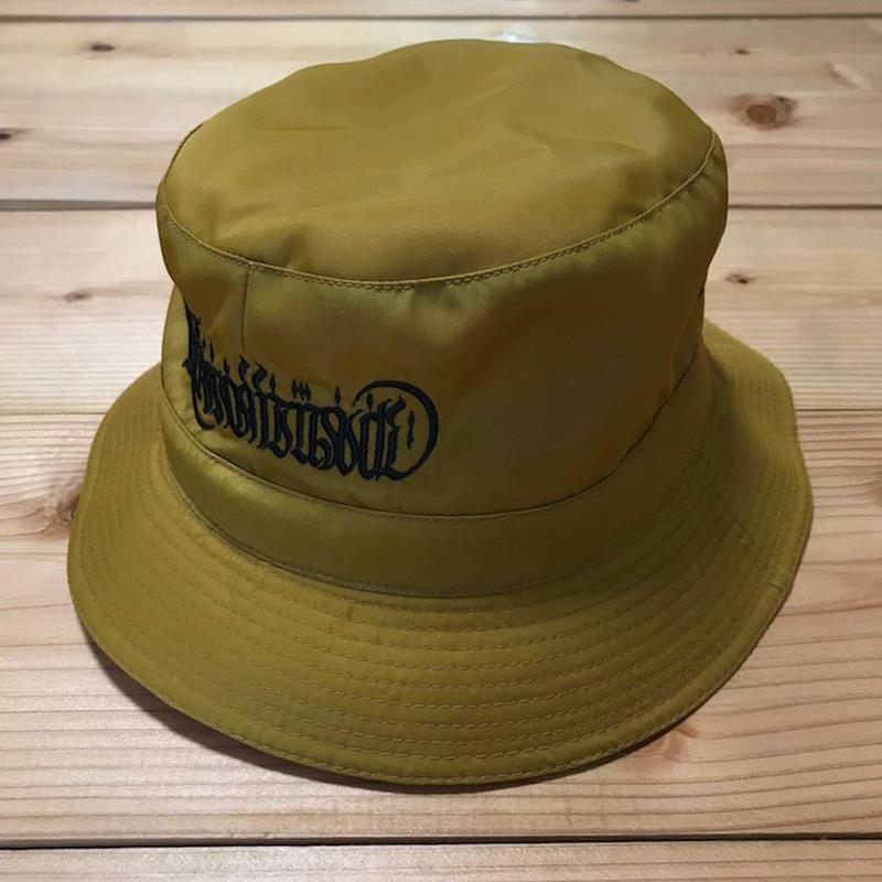 MOZYSKEY KUSTOMMUNDO BUCKET HAT