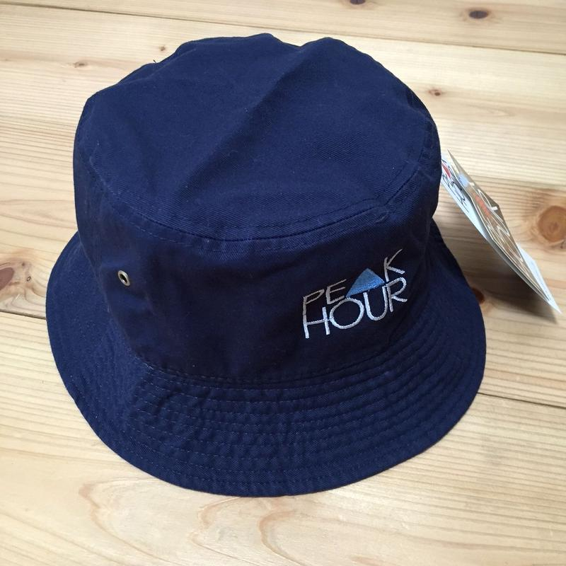 PEAK▲HOUR 'PEAKHOUR BLUE ' Bucket Hat