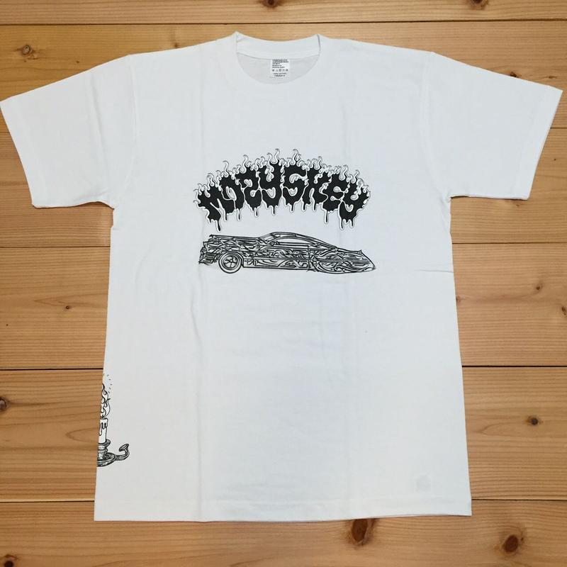 """MOZYSKEY Tシャツ"" special edition"