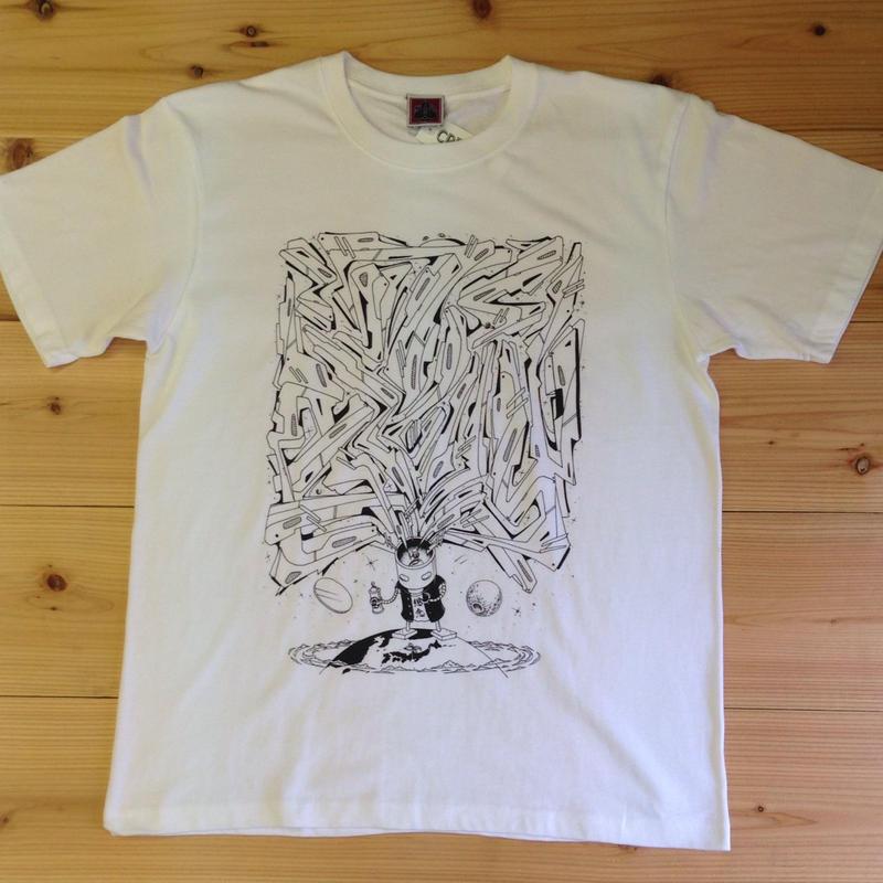 """NEW """"シゼントモッテル"""" T-shirt"""