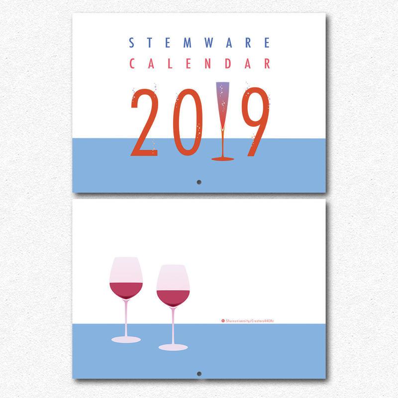 ステムウェアカレンダー Stemware calendar