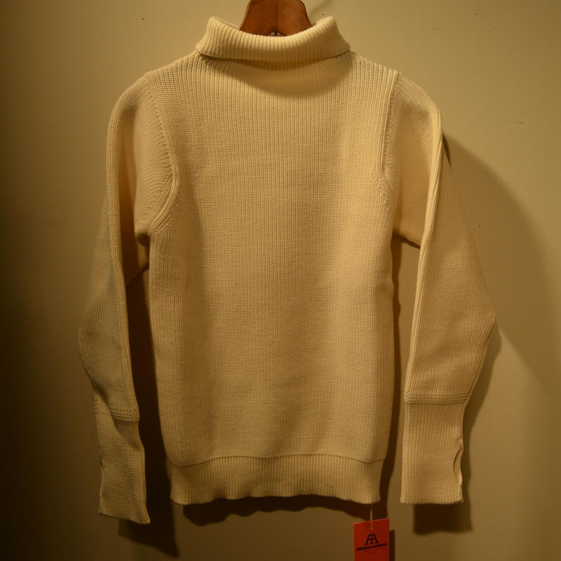 ANDERSEN-ANDERSEN   SAILOR TURTLENECK  ‐off white‐