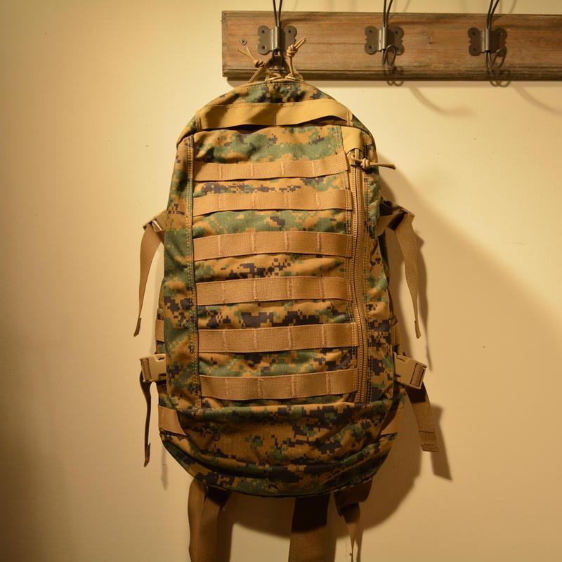 USMC ILBE MARPAT Assault Pack Design by ARC'TERYX