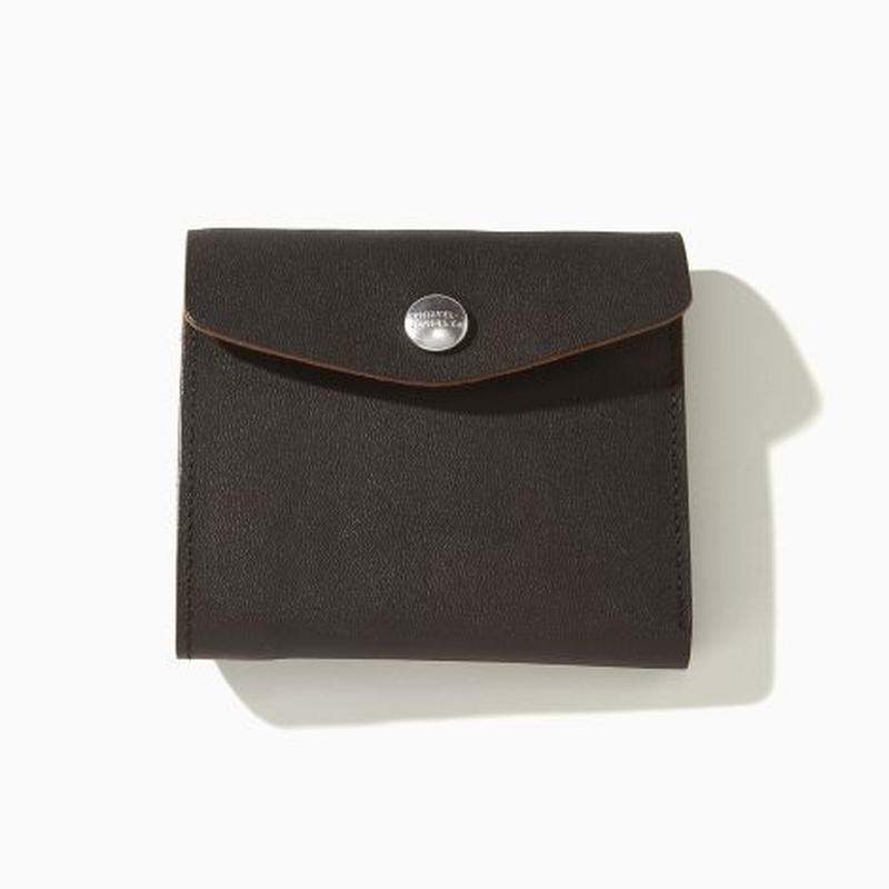 PHIGVEL‐MAKERS Co. pm‐acpp03 short wallet -black-