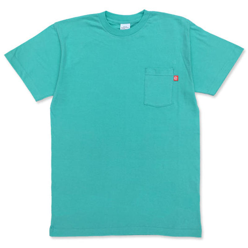 "CREIGHT ""ORIGINAL POCKET TEE"" / MINT"
