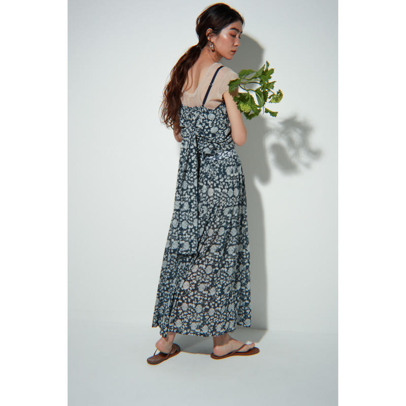 SUMMER FLOWER SKIRT(SB1017)