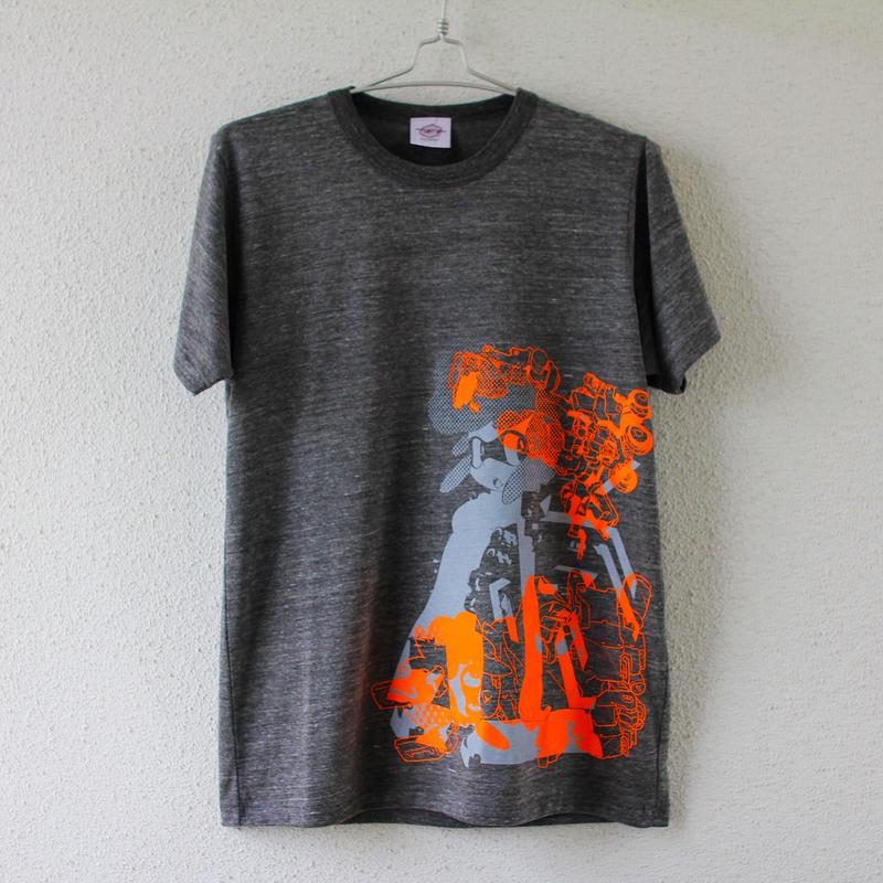 mzn / Funwari-chan T-shirt+Perspectives of Shinya Mizuno