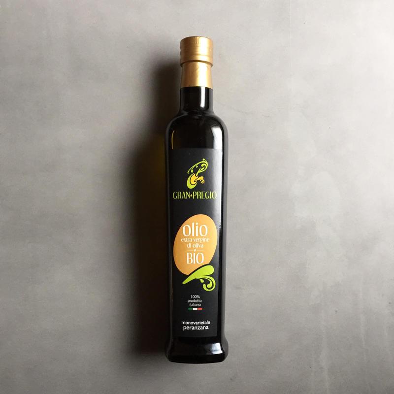 オーガニックオリーブオイル peranzana500ml