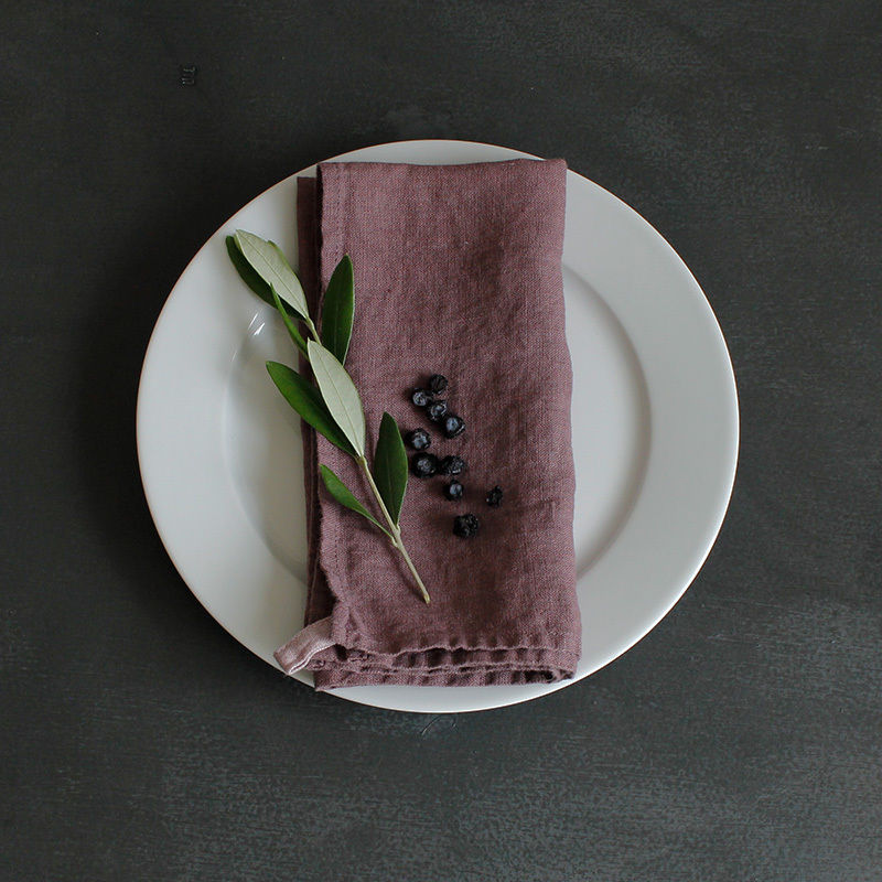 lino e lina   kitchen cloth  manon