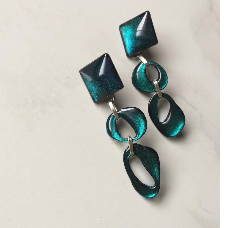 [3way]Glass_Chain(M)_Blue x Green(ver.2)_04