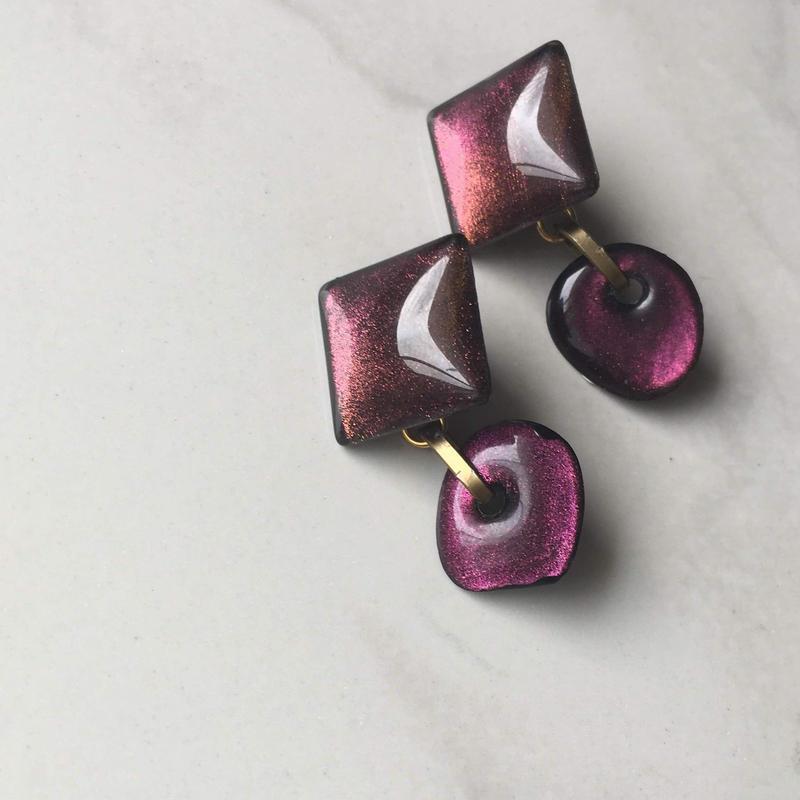 [3way]Glass_Chain(S) Purple_02