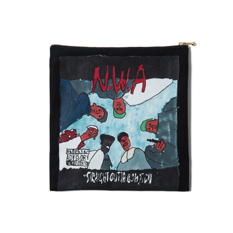 COMPTON POUCH : YUNG LENOX 【CC17AW-013】