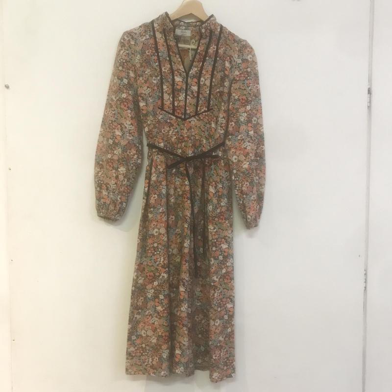 F-troupe Vintage - 1970s  Liberty print dress