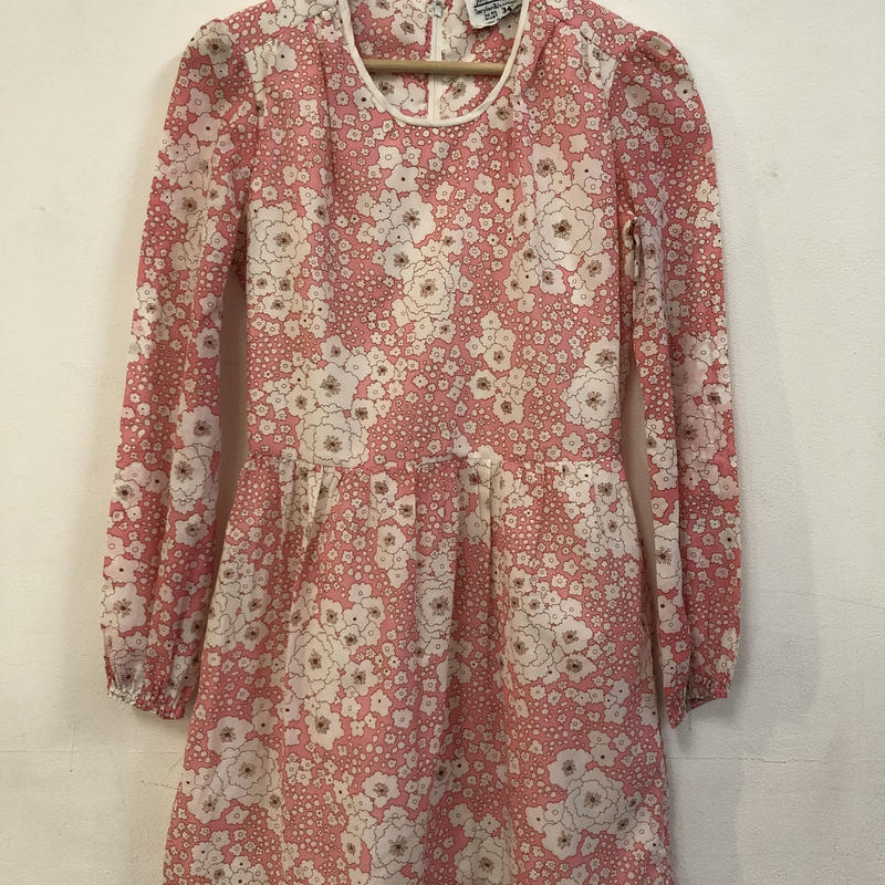 F-troupe vintage 1970's M+S froral dress