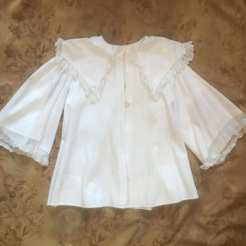 French Antique Blouse
