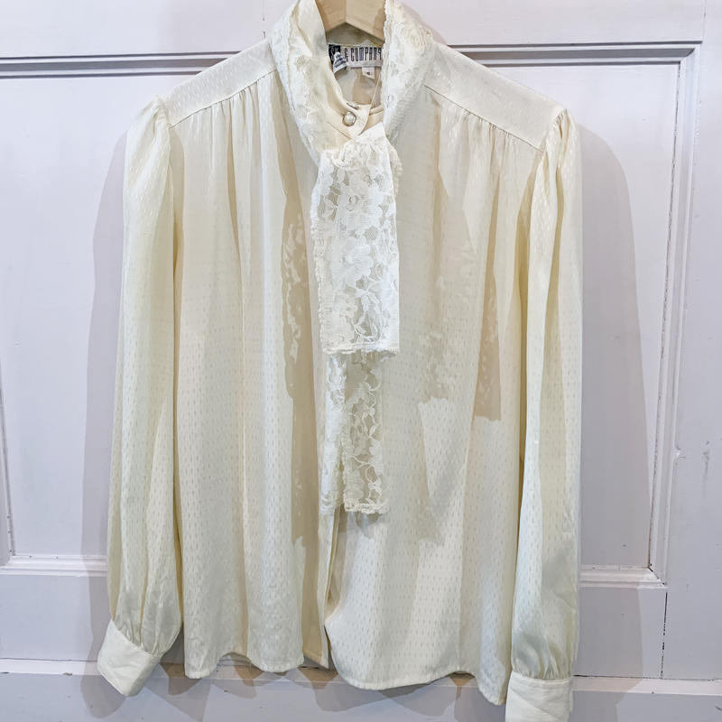 1980s blouse