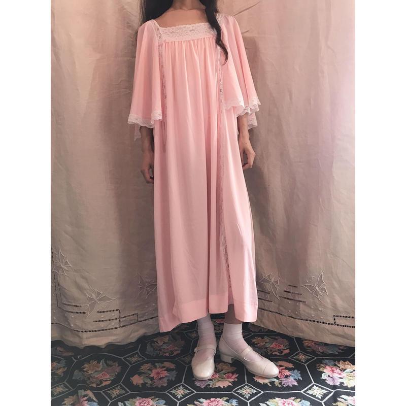 Pink nightie dress N1965