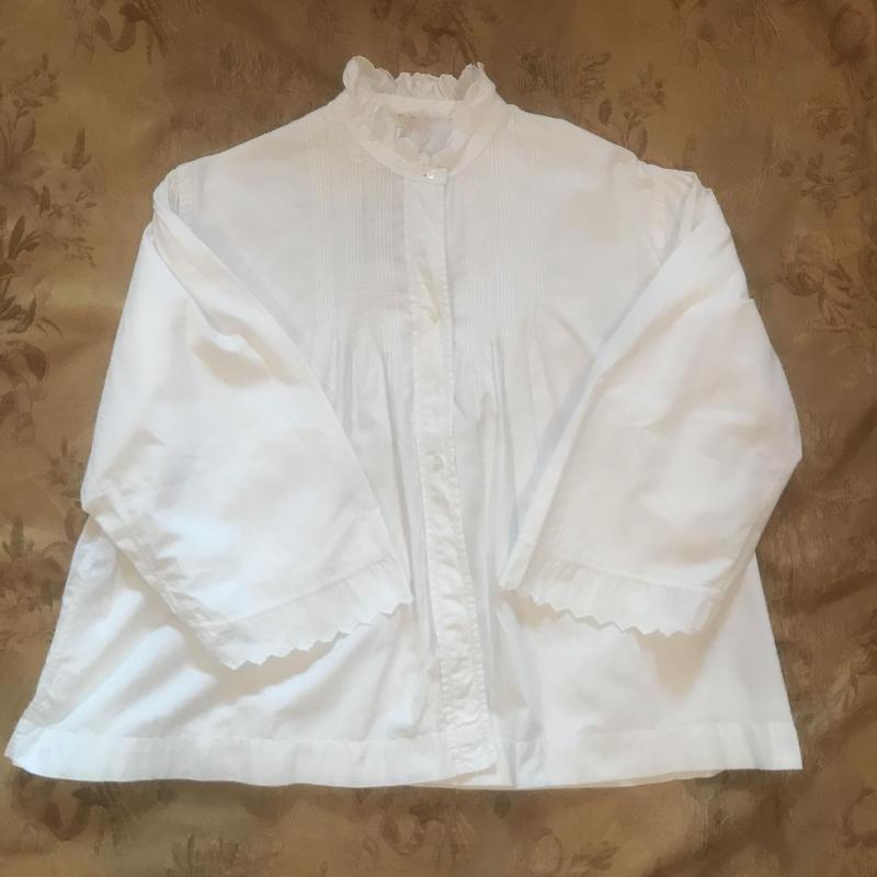 F-troupe Vintage Edwardian Shirt T83