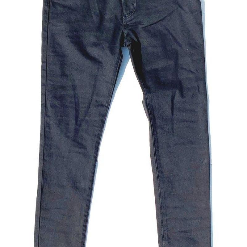 【予約販売商品】NCW skinny Black Denim Pants(2Lサイズ~5Lサイズ)
