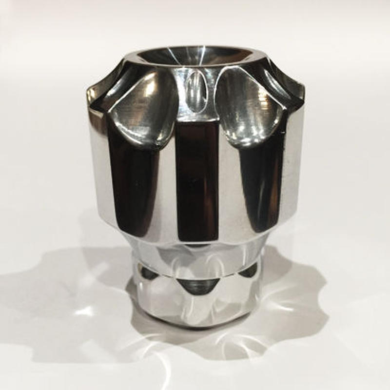 Jockey shift lever knob type-A /Aluminum