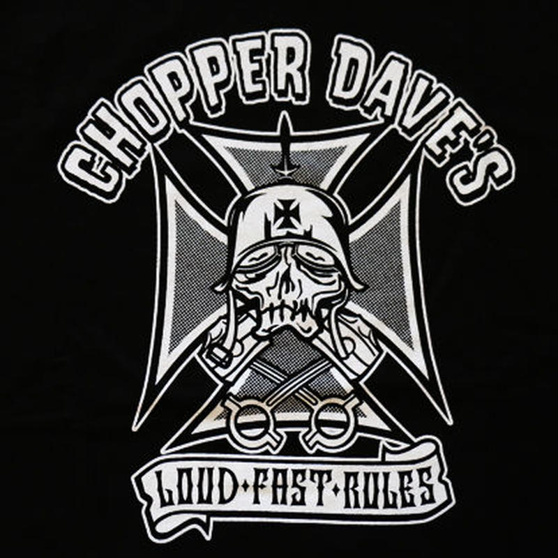 CHOPPER DAVE'S  A-type T-shirt